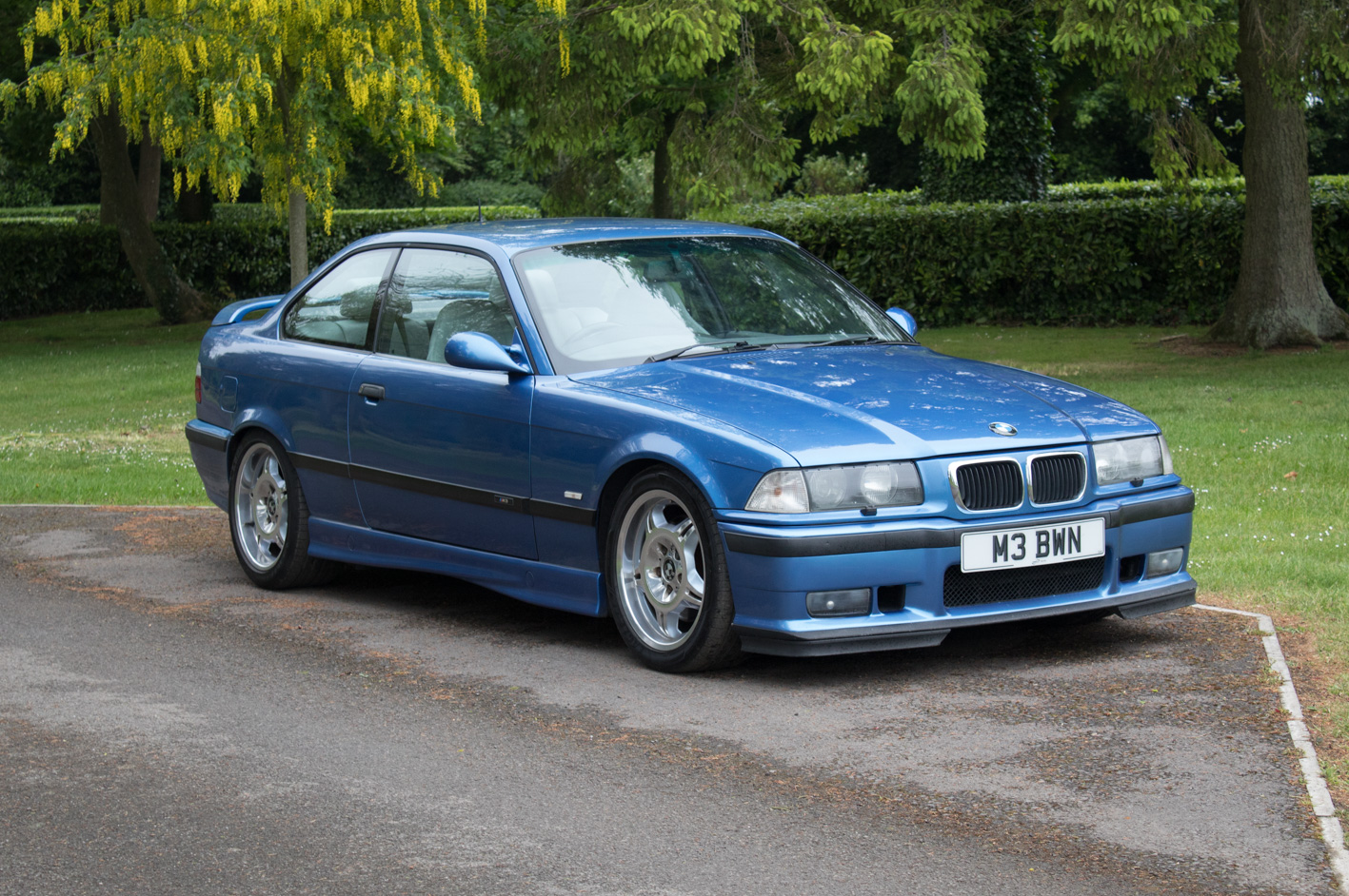 sold 1996 bmw m3 3 2 e36 evo cars of somerset. Black Bedroom Furniture Sets. Home Design Ideas