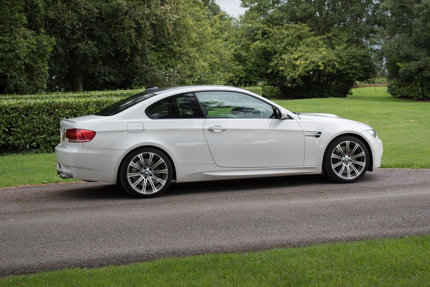 *SOLD* 2007 BMW M3 White E92 V8 - Cars of Somerset