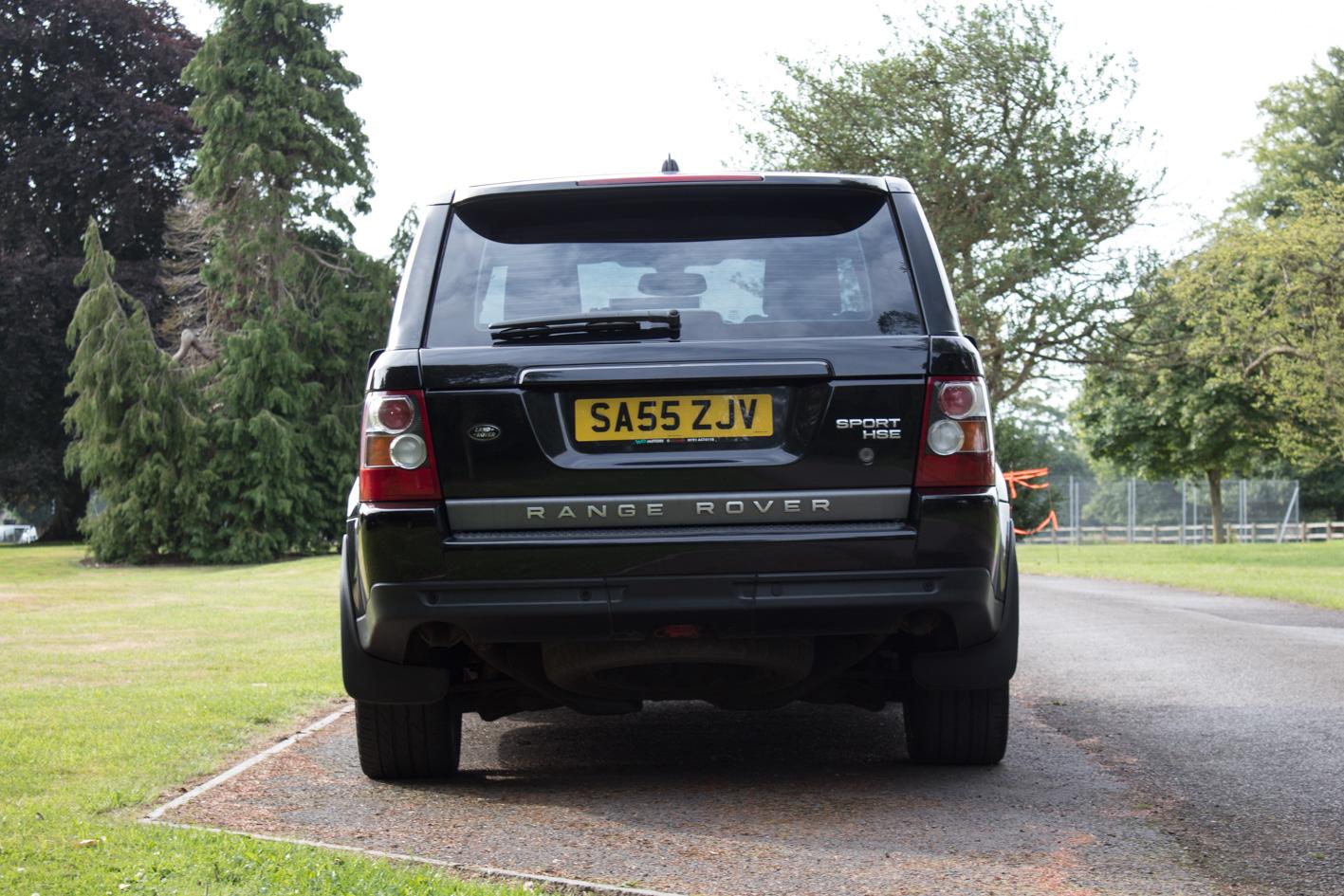 sold 2006 range rover sport hse cars of somerset. Black Bedroom Furniture Sets. Home Design Ideas