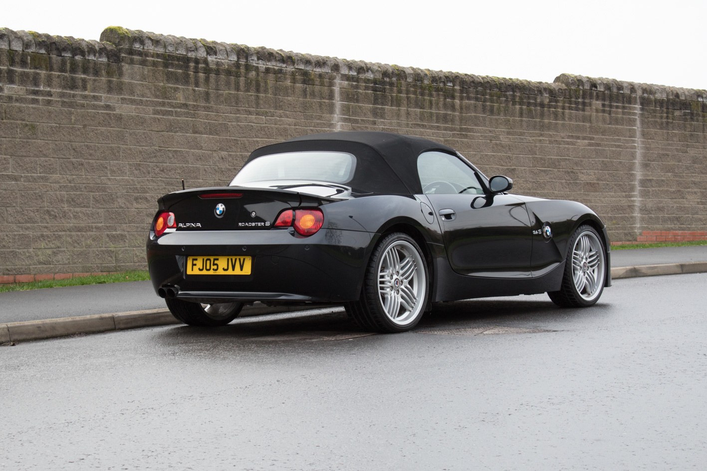2005 Bmw Z4 Alpina Roadster 3 4 S Cars Of Somerset
