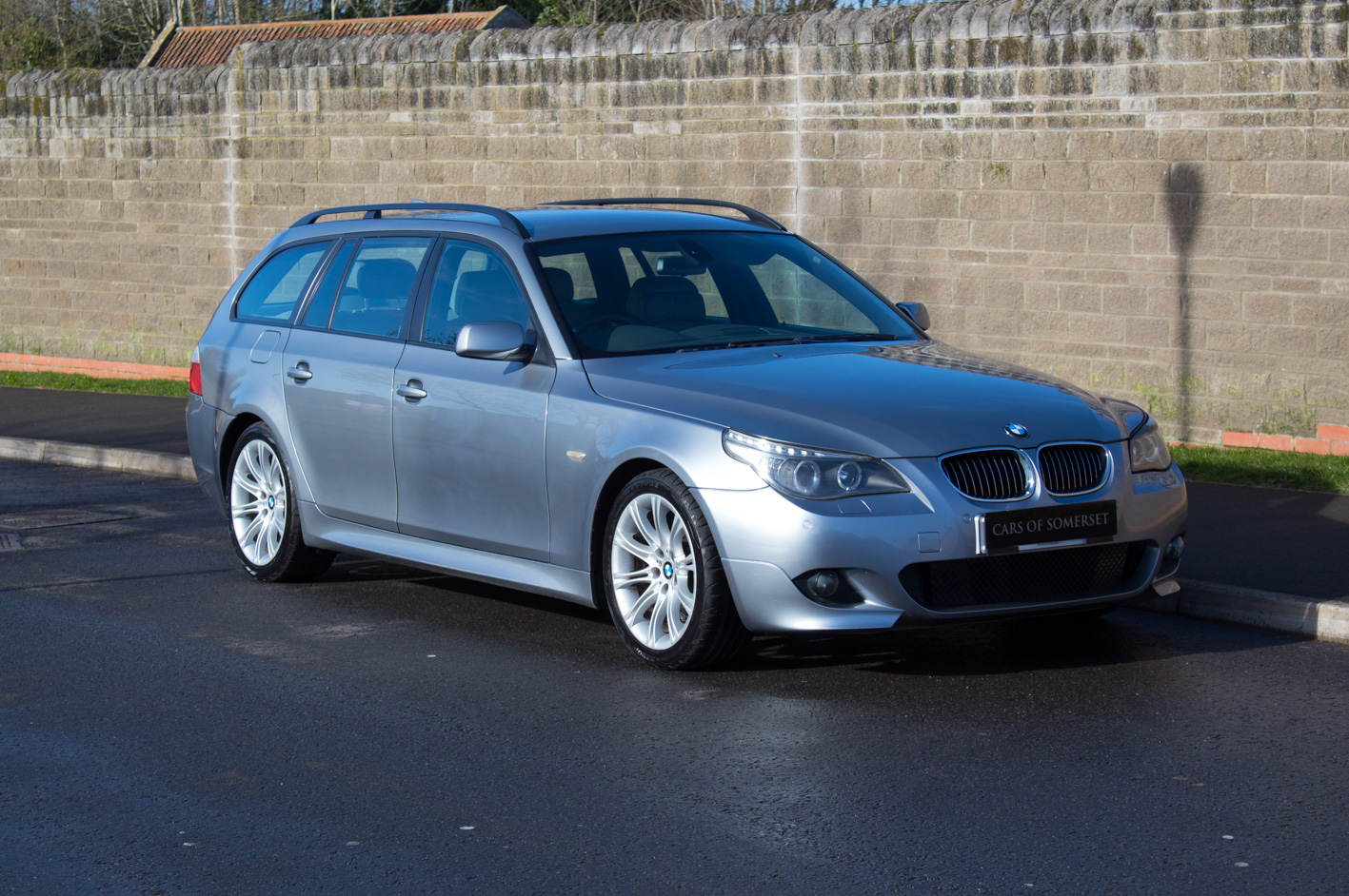 28+ [2005 bmw 530d m sport touring cars of somerset]