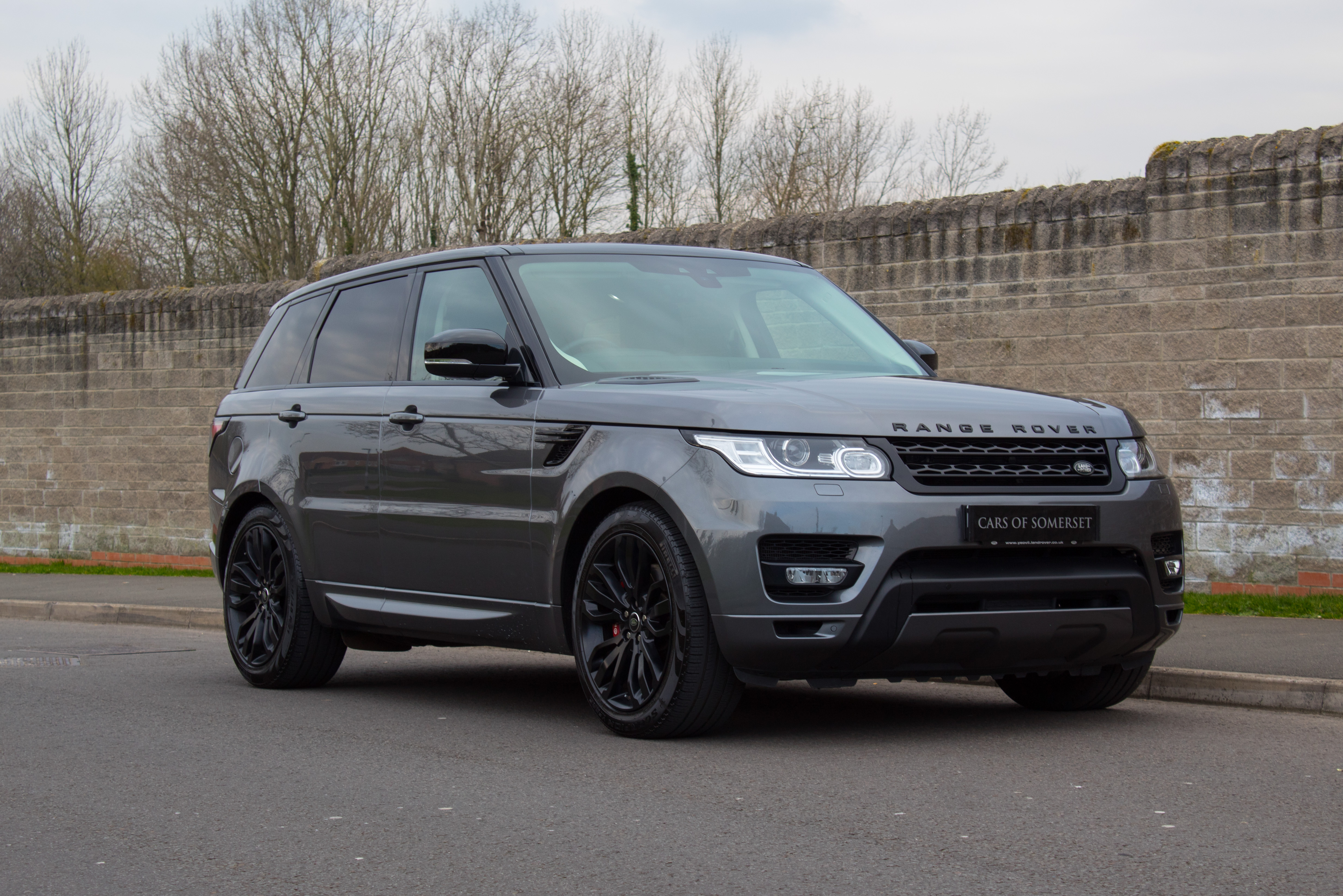 SOLD 2017 Range Rover Sport HSE Dynamic mandshift 2 – Cars of