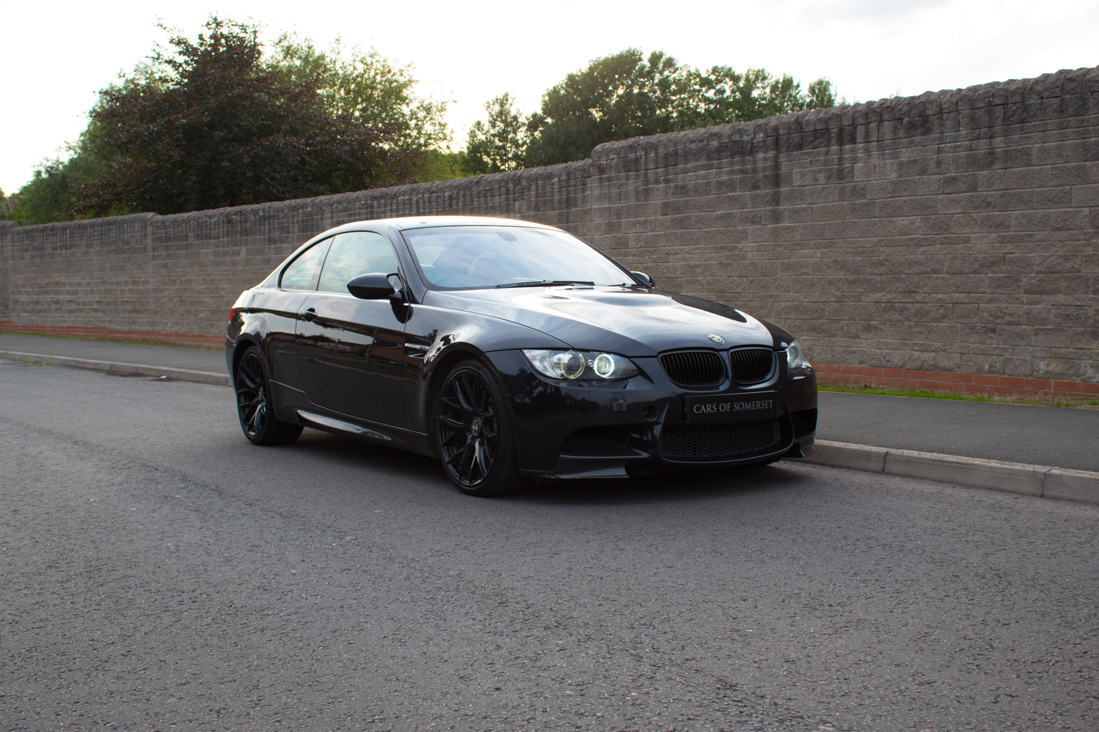 Sold 2007 Bmw M3 E92 Coupe Cars Of Somerset