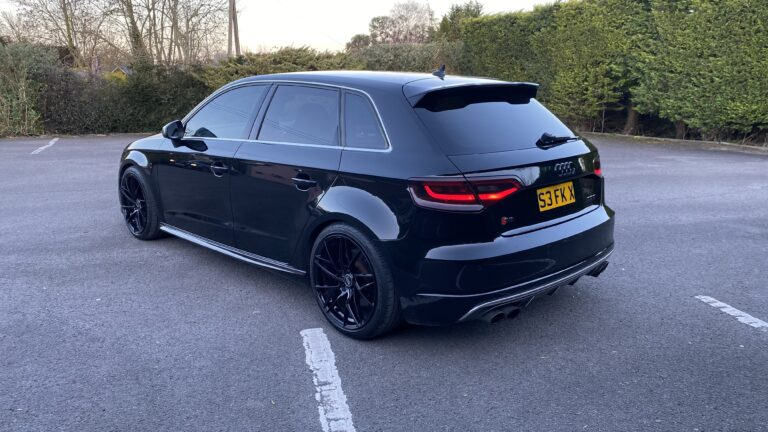 *SOLD* 2014 Audi S3 - APR Stage 1 - Cars of Somerset
